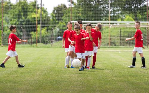 Soccer Skills Clinic begins