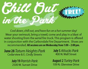 Chill Out in the Park-June 28