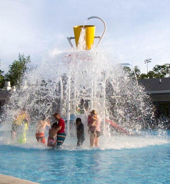 Super Splash Park opens!