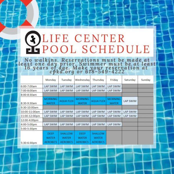 L.I.F.E. center indoor Pool information (3)